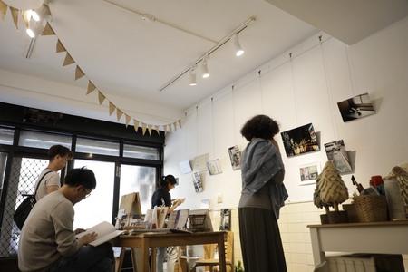 「台湾で写真展をひらいてみたら」お箸のある風景「ohashi_to」の展示もひらかれました in 高雄